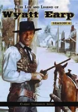 The Life And Legend Of Wyatt Earp: Season 6 (DVD)