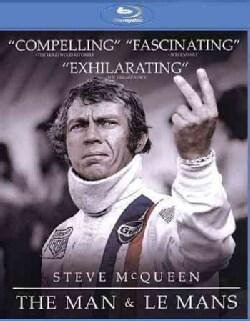 Steve McQueen: The Man & Le Mans (Blu-ray Disc)