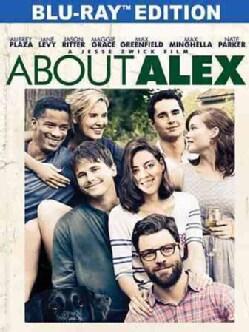 About Alex (Blu-ray Disc)