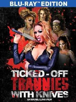 Ticked Off Trannies With Knives (Blu-ray Disc)
