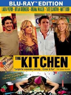 The Kitchen (Blu-ray Disc)