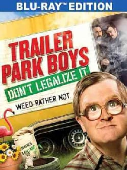 Trailer Park Boys: Don't Legalize It (Blu-ray Disc)
