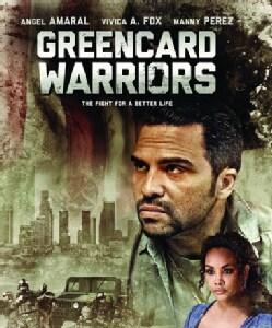 Greencard Warriors (Blu-ray Disc)