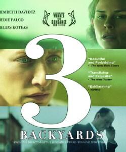 3 Backyards (Blu-ray Disc)