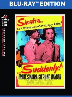Suddenly (Blu-ray Disc)