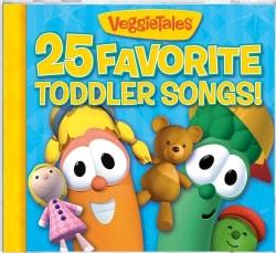Veggie Tales - 25 Favorite Toddler Songs