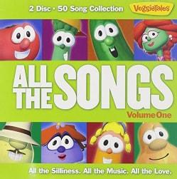 Veggie Tales - All The Songs, Volume 1
