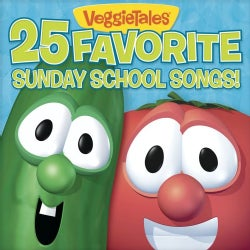 Veggie Tales - 25 Favorite Sunday School Songs