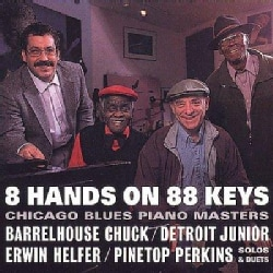 Various - 8 Hands on 88 Keys