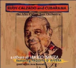 Afro Cuban Jazz Orchestra - A Tribute to Mario Bauza