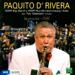 Paquito Drivera - Improvise-One-Live
