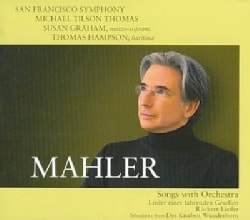 Thomas Hampson - Mahler: Songs With Orchestra