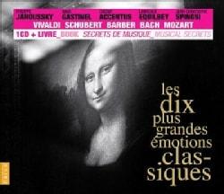 Various - 10 Greatest Classical Emotions (Les Dix Plus Grandes Emotions Classiques)