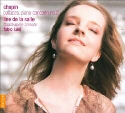 Dresden Staatskapelle - Chopin: Ballades, Piano Concerto Nos 2