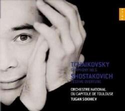 Orchestre National Du Capitole De Toulouse - Tchaikovsky/Shostakovich: Symphony No. 5 & Festive Overture