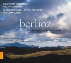 Les Musiciens Du Louvre - Berlioz: Les Nuits D'ete; Harold En Italie