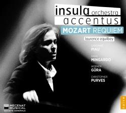 Insula Orchestra Accentus - Mozart: Requiem