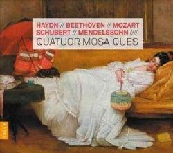 Various - Quatuor Mosaiques