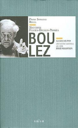 Orchestre National De Lyon - Boulez: Piano Sonatas; Rituel; Notations & Figures-Notations