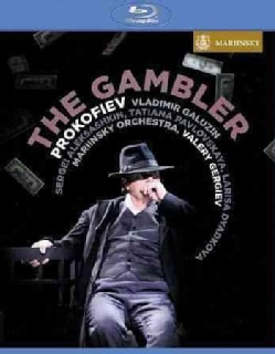 Prokofiev: The Gambler (Blu-ray Disc)