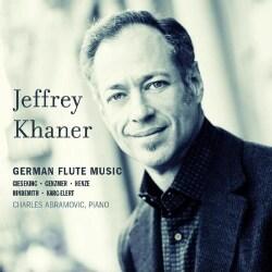 Charles Abramovic - German Flute Music