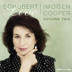 Imogen Cooper - Schubert: Live, Vol. 2