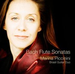 Brasil Guitar Duo - Bach: Flute Sonatas