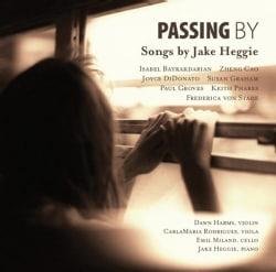 Jake Heggie - Heggie: Passing By