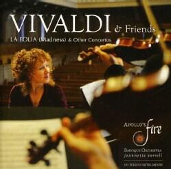 Apollo's Fire - Vivaldi & Friends