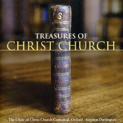 Oxford Choir of Christ Church Cathedral - Treasures of Christ Church