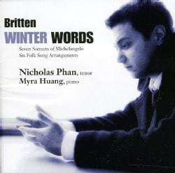Nicholas Phan - Britten: Winter Words