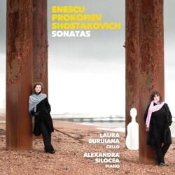 Laura Buruiana - Sonatas: Enescu, Prokofiev, Shostakovich
