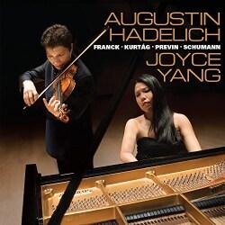 Augustin Hadelich - Works by Franck, Kurtag, Previn, Schumann