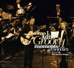 Great Helsinki Swing Big Band And Strings - Groovy Moments and Melodies