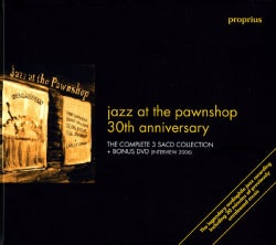 Various - Jazz At The Pawnshop 30th Anniversary Edition