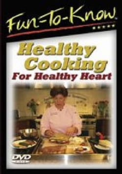 Fun-To-Know: Healthy Cooking For a Healthy Heart (DVD)