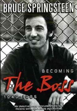 Bruce Springsteen: Becoming the Boss: 1949-1985 (DVD)