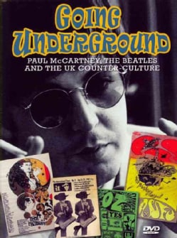 Paul McCartney: Going Underground: McCartney, the Beatles and the UK Counter-Culture (DVD)