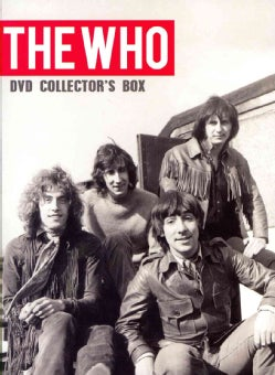 The Who: DVD Collector's Box