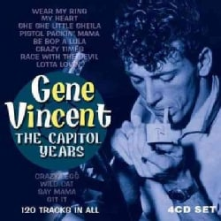 Gene Vincent - The Capitol Years