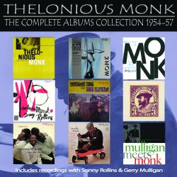 Thelonious Monk - Complete Albums Collection: 1954-1957: Thelonious Monk