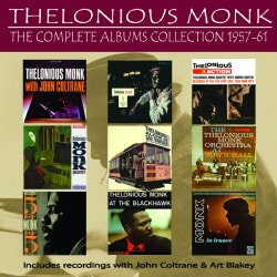 Thelonious Monk - Complete Albums Collection: 1957-1961: Thelonious Monk