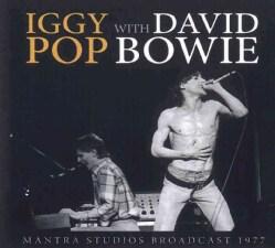 Iggy Pop - Mantra Studios Broadcast 1977
