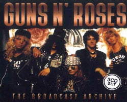 Guns N' Roses - The Broadcast Archive