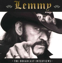 Lemmy - The Broadcast Interviews