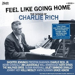 Various - Feel Like Going Home (The Songs of Charlie Rich)