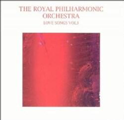 Royal Philharmonic Orchestra - Love Songs Vol 3