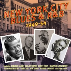 Various - New York City Blues & R&B: 1949-1954