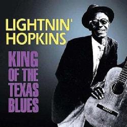 Lightnin' Hopkins - King of the Texas Blues