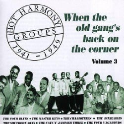 Various - Hot Harmony: Vol. 3: When the Old Gang's Back on the Corner
